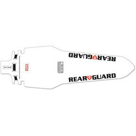 Rapid Racer Products Road RearGuard Parafango, bianco